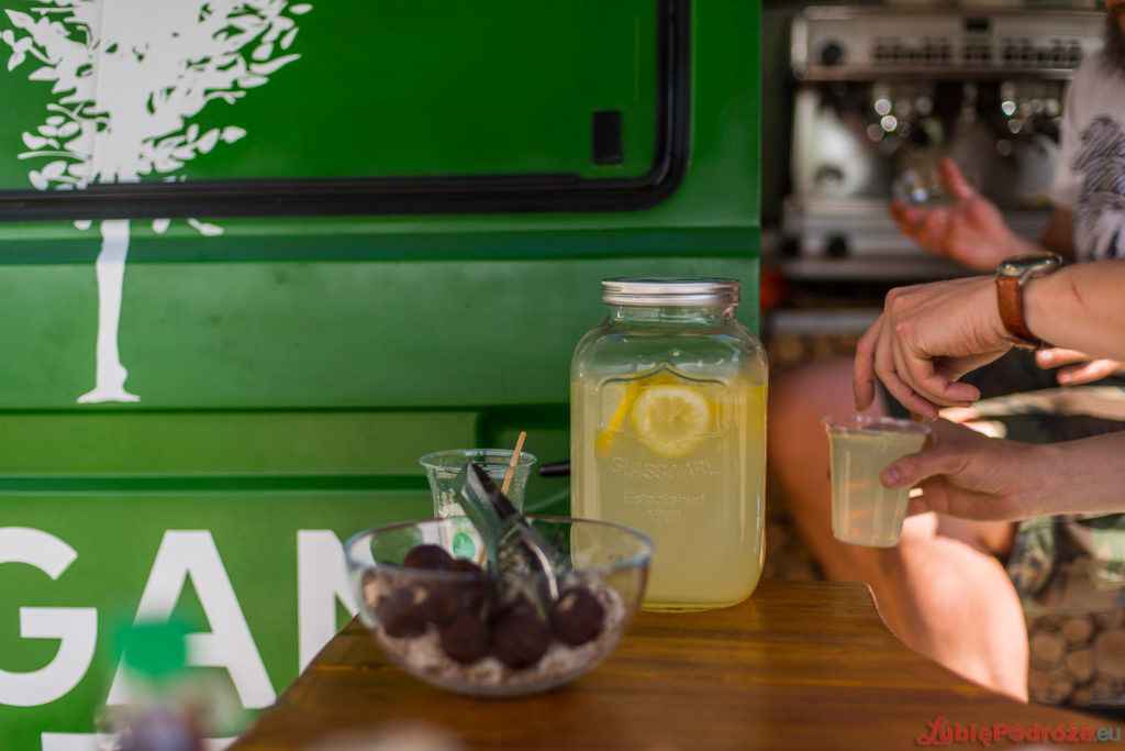 Organic Coffee bus - lemoniada
